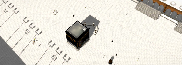 Mecca 3D from Brainseed Factory assists Muslim Pilgrims with