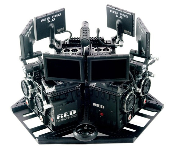 Red Epic Dragon Cameras