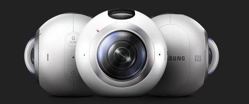 Samsung Gear 360 the VR Camera
