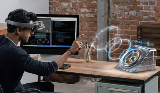 Microsoft Hololens Application in Works