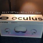 Oculus Quest 2 Box