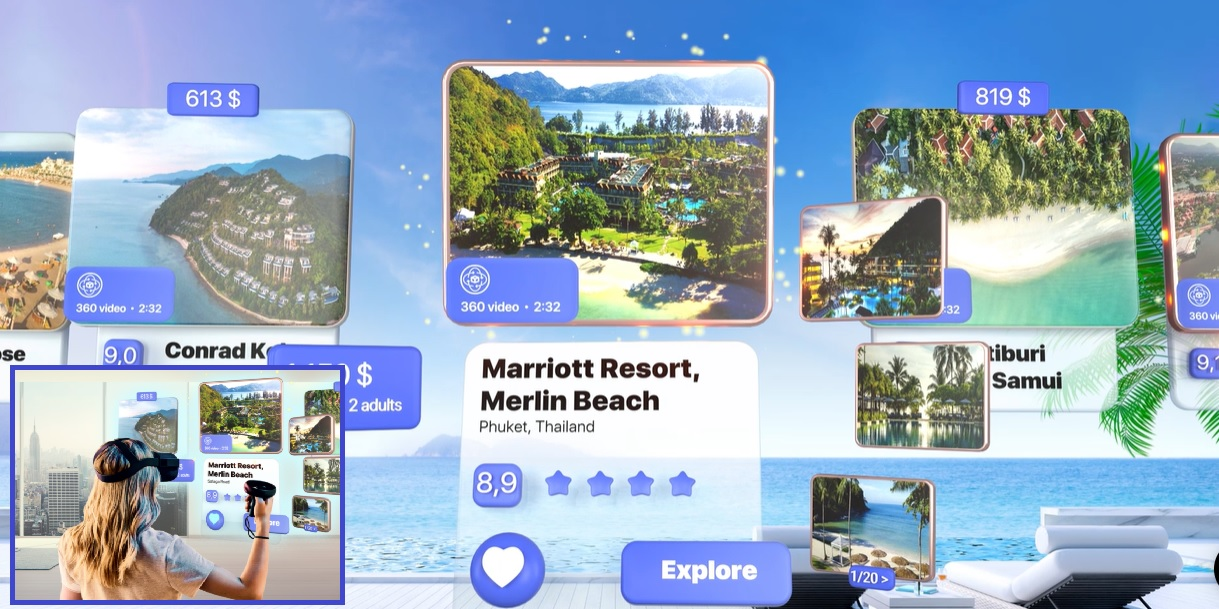 Pick Good Hotel with VResorts