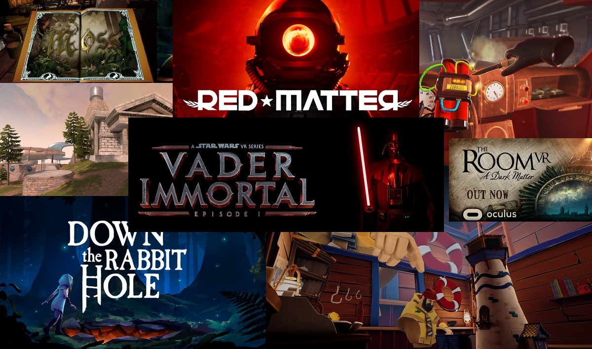 Best VR Adventure Games