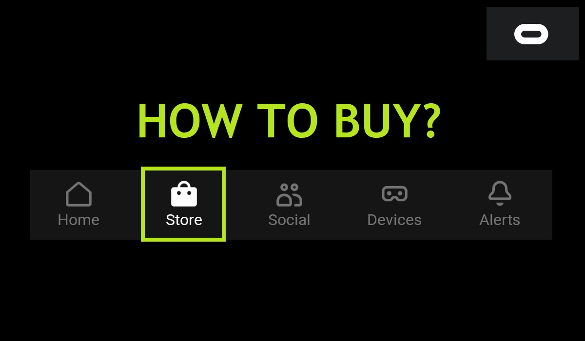 How to Buy or Purchase Apps from Oculus Quest Store