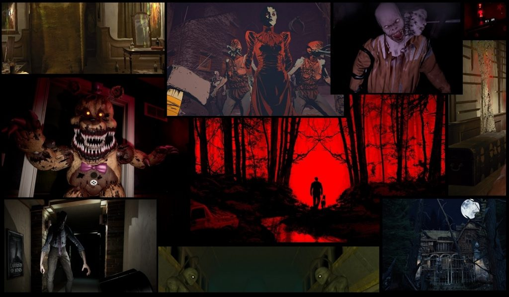 Best Horror and Scary Games in VR for Oculus Quest
