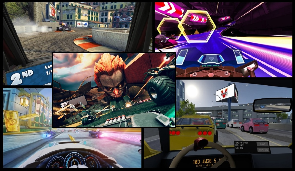 Best VR Racing Games for Oculus Quest