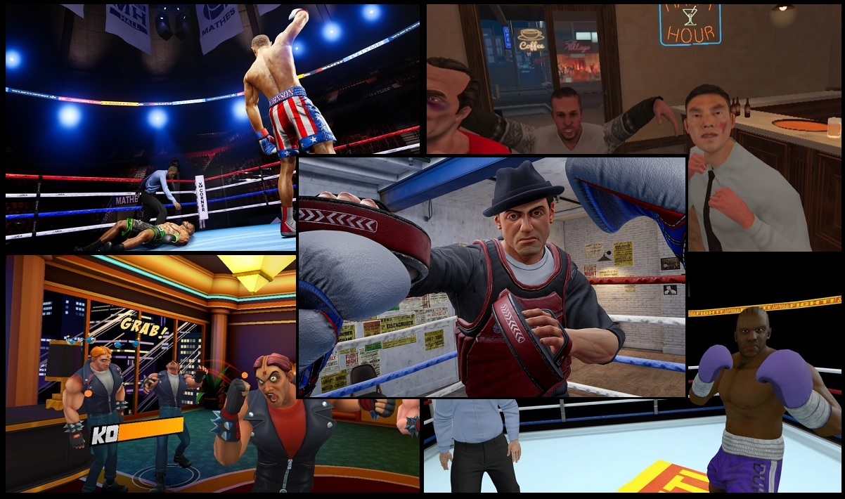 Best Boxing & Fist Fighting Games in VR for Oculus Quest